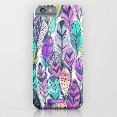 Radiant Feathers iPhone 6 Slim Case
