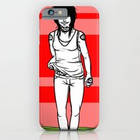 iPhone & iPod Case featuring She Walks, We See by Jill Ross