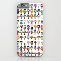 iPhone & iPod Case featuring THE ULTIMATE 'AVENGER'S' ROBOTIC COLLECTION by We are Robotic