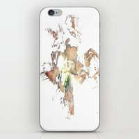 Flower Press iPhone & iPod Skin
