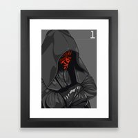 Episode 1 Framed Art Print