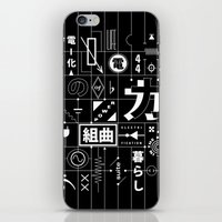 Electric Power Suite In … iPhone & iPod Skin