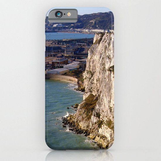 The White Cliffs and Dover  iPhone & iPod Case