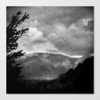 early morning n.4 Canvas Print