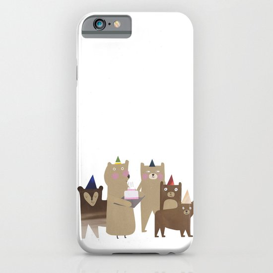 BEARS iPhone & iPod Case