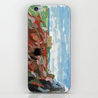 Cerro del Hierro iPhone & iPod Skin