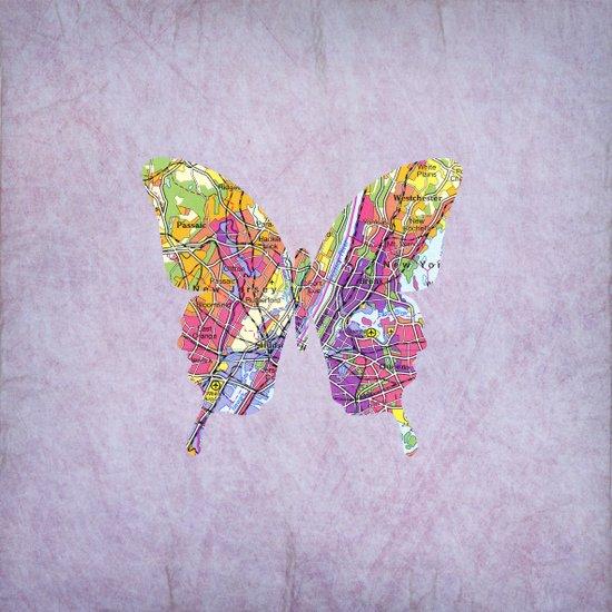 Butterfly - New York Art Print