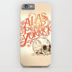 Hamlet Skull iPhone 6 Slim Case