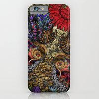 Psychedelic Botanical 11 iPhone 6 Slim Case