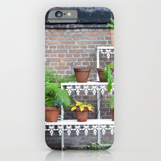 Pots and plants iPhone & iPod Case