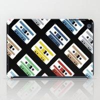 Rainbow Tapes 45 iPad Case