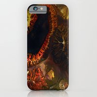 iPhone Cases featuring SNAKE by Phyllis Guthrie