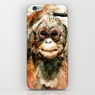Pongo iPhone & iPod Skin