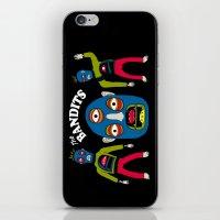 The Bandits iPhone & iPod Skin