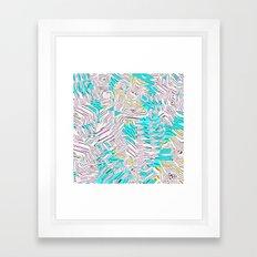 New Sacred 45 (2014) Framed Art Print
