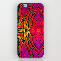 Saturation Overload iPhone & iPod Skin