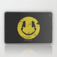 Music Smile Laptop & iPad Skin