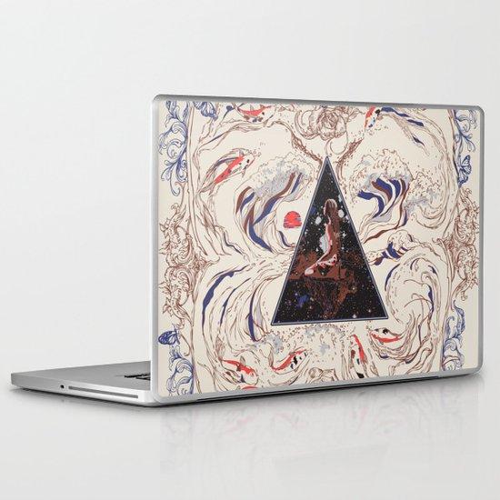 Good Morning Sunrise Laptop & iPad Skin