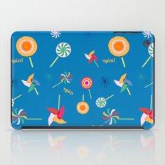 Spin! Pinwheel Spin! iPad Case