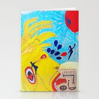 Reds Stationery Cards