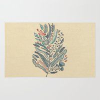 Turning Over A New Leaf Rug