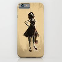iPhone & iPod Case featuring The Museum of Modern Art by David Finley