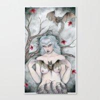 Anathema Canvas Print
