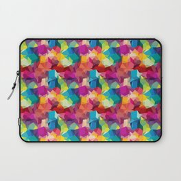 Laptop Sleeve -  Abstract Colorful pattern - Eduardo Doreni