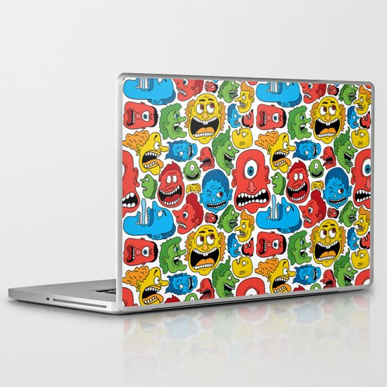 Creeps Laptop & iPad Skin