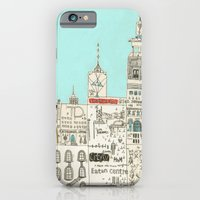 iPhone & iPod Case featuring Toronto by Nayoun Kim