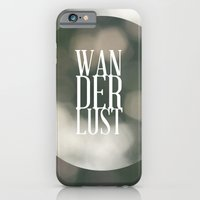 iPhone & iPod Case featuring Wanderlust by AndyGD