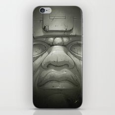 Olmeca I. iPhone & iPod Skin