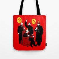 Communist Party II: The Communing Tote Bag