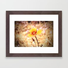 First upload Framed Art Print