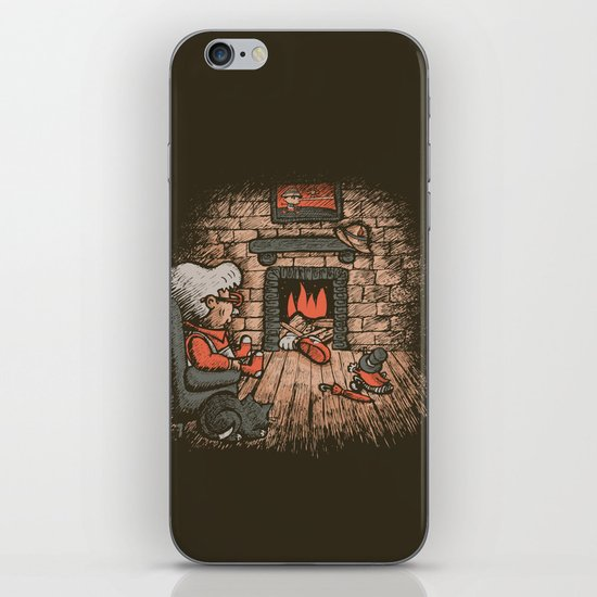 A Hard Winter iPhone & iPod Skin