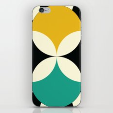 Radial Bloom iPhone & iPod Skin