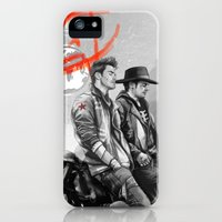 iPhone Cases featuring Star Trek Reboot: Rebels by loobeeinthesky