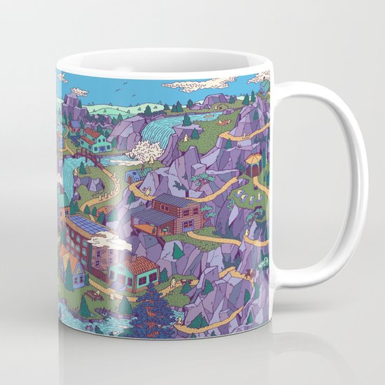Try Not to Step on Anything This Time Mug