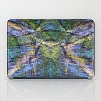 Chalk Drawing Abstract iPad Case