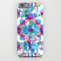 iPhone & iPod Case featuring cmykGEM by Schatzi Brown