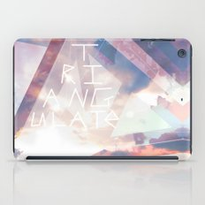 Triangulate iPad Case