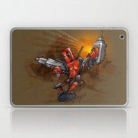 DEAD P  Laptop & iPad Skin