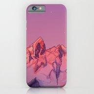 Ruby Sunrise iPhone 6 Slim Case