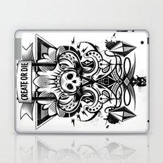 Create or Die Laptop & iPad Skin