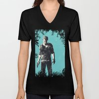 A Thief's End Unisex V-Neck