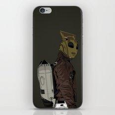 T. R. iPhone & iPod Skin