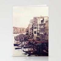 Venice Revisited Stationery Cards