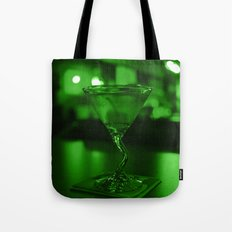Martini green Tote Bag
