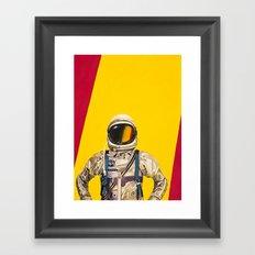 One Golden Arch Framed Art Print