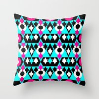Ultimate Stars Throw Pillow
